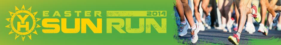 Easter Sun Run 2014