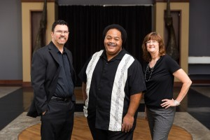 Craig Curry, Earnest Alexander, Lisa Hittle
