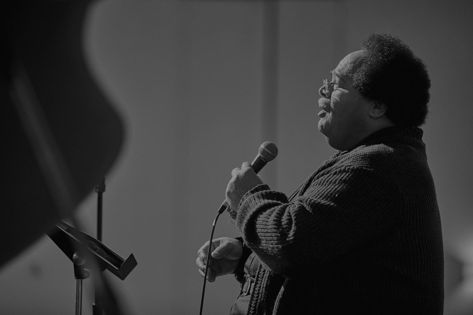 Earnest Alexander Singing