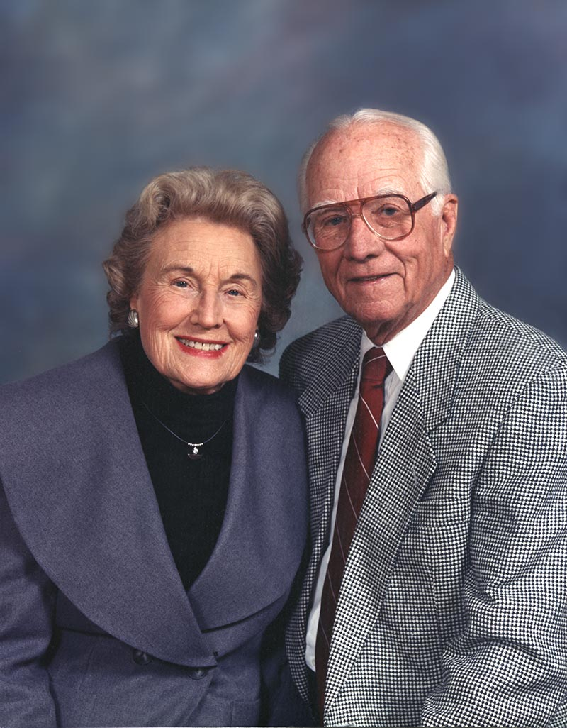 Harriett & Dick Price